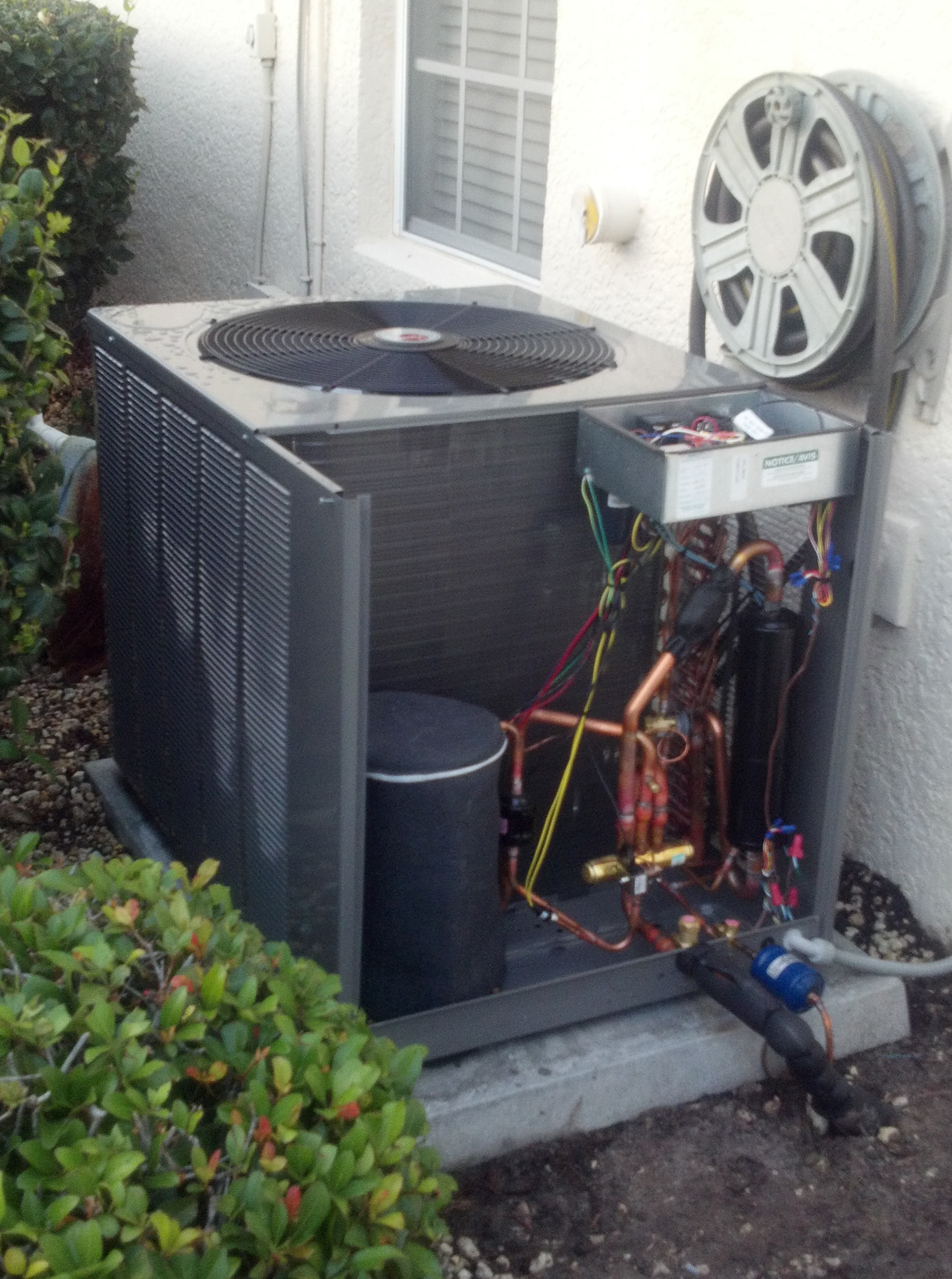Parkey Air Conditioning Inc